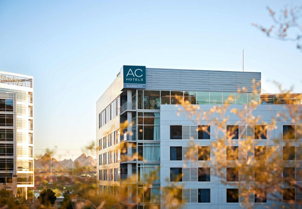 Ac Hotel In Tempe Sold To California Management Company