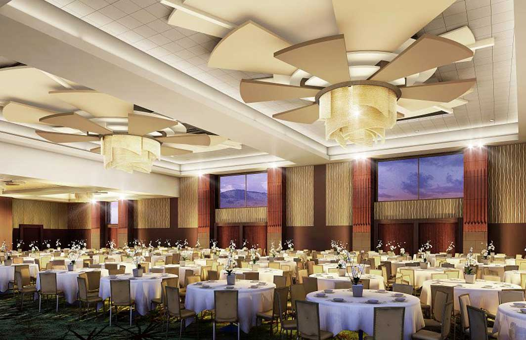 The Phoenician Ballroom Expansion