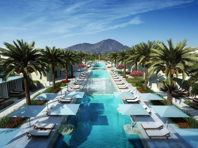 Ritz Carlton Breaks Ground On Paradise Valley Resort